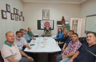 AK Parti Edirne İl Başkanı İba, Ahilik Haftası...