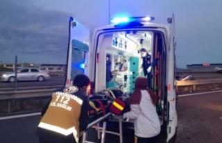 Anadolu Otoyolu'nda zincirleme trafik kazası: 1 ölü,...