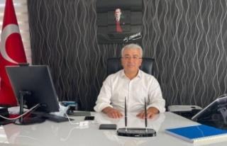 Aydın'da Didim Kaymakamı göreve başladı