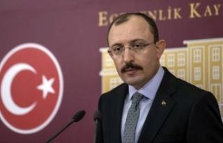 Bakan Muş ihracat hedeflerini açıkladı