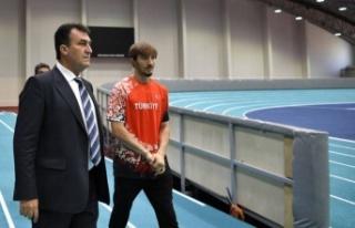 Bursa Osmangazi'de yetişti, dünya şampiyonu oldu