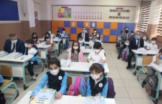 Bursa'da 2021-2022 eğitim ve öğretim yılının...