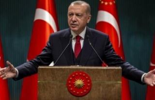 Cumhurbaşkanı Erdoğan'dan 'Lafarge'...