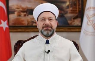 Diyanet'ten D Grubu Kur'an kursu paylaşımı