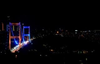 Fatih Sultan Mehmet Köprüsü Omurilik Felçlileri...