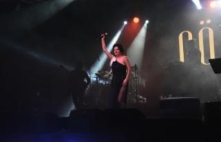 """Göksel, """"Nilüfer +1 Güz Konserleri""""nde sahneye..."""