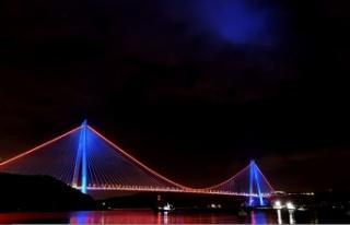 Köprüler DMD hastalığı farkındalığı için...