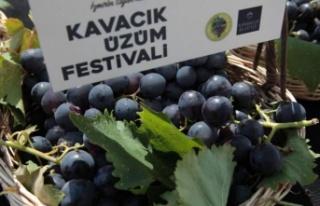 Karabağlar'da 'Kavacık Üzüm Festivali'...