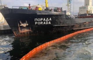 İzmit Körfezi'ni kirleten gemiye milyonluk...