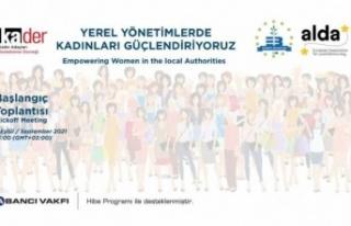 Kadınları güçlendirmek için Edremit Belediyesi'nden...