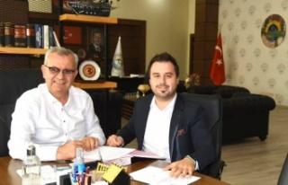 Keşan Belediyesi ve Trakya Üniversitesi işbirliği...