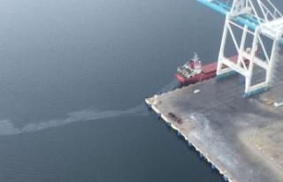 Kocaeli'de deniz kirliliğine 1,2 milyon liralık...