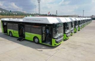 Kocaeli'nde toplu taşıma araçlarında yenilik