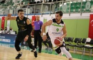 Manisa Basketbol Takımı'nda çeyrek final heyecanı
