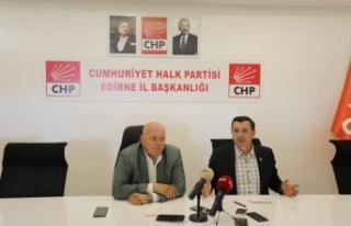 Milletvekili Gaytancıoğlu açıklanan ayçiçeği...