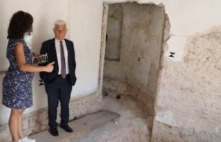 Belediye Azize Meryem Kilisesi'ni restore ediyor