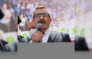PANKOBİRLİK Genel Başkanı Recep Konuk'a yeniden...