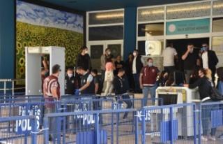 Tekirdağ'daki tren kazası davasının 8. duruşması...