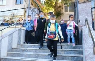 Trakya'da yeni eğitim öğretim yılı başladı