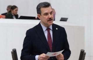 AK Partili Esgin'den 'siyaset üstü'...
