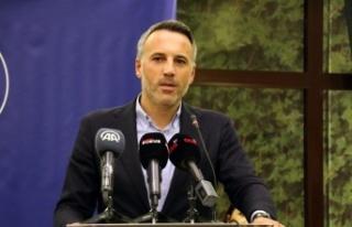 AK Parti'li Yavuz, Sağlık-Sen Sakarya Divan Toplantısı'nda...