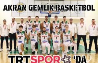 Akran Gemlik Basketbol – Akhisar Belediyespor karşılaşacak...