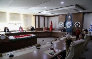"""ASÜ Rektörü Şahin: """"Öğrencilerimiz çok..."""