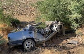 Aydın'da Zincirleme Kaza 2 Ölü 1 Yaralı