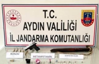 Aydın ve Muğla'da uyuşturucu operasyonu: 3...