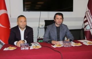 Bandırmaspor Başkanı Göçmez: