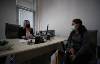 Bursa Büyükşehir Belediyesinin istihdam ofisi 2...