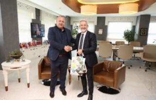 Belediye Başkanı Erdem, Ardino Belediye Başkanı...