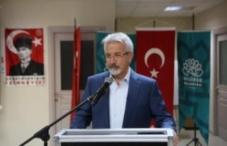 Bursa Nilüfer'de kültür projesi için Anadolu...