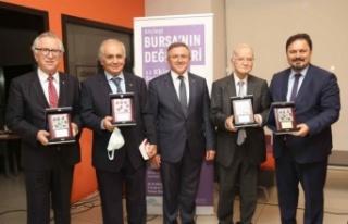Bursa'nın değerleri Nilüfer'de buluştu