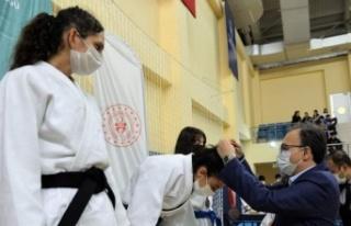 Bursa Osmangazi Judocularından üçüncülük