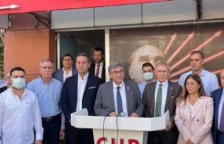 "CHP'li Parlar: ""Halkımız derin sorunlarla..."