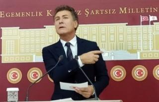 """CHP'li Sarıbal: """"Kara gün dostu TMO çiftçi..."""