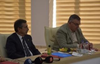 CHP'li belediye başkanları Bilecik'te buluştu