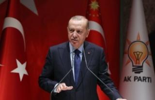 """Cumhurbaşkanı Erdoğan: """"Tarım ihracatı cumhuriyet..."""