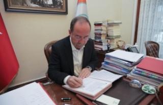 Belediye Başkanı Gürkan, sera gazı emisyonlarını...