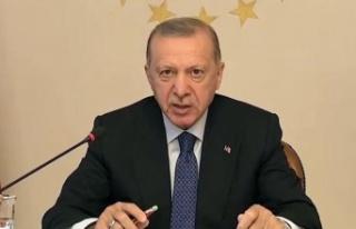 """Erdoğan'dan G20'ye mesaj: """"Türkiye..."""