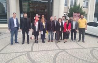 Gelecek Partisi Kocaeli'ye yeni yönetim