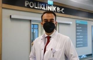 Hastaların pişmanlığına tanık olan doktorlardan...