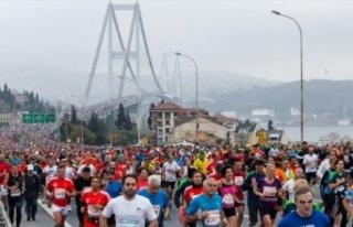 İnegöl Belediyesi 150 kişiyi İstanbul Maratonuna...