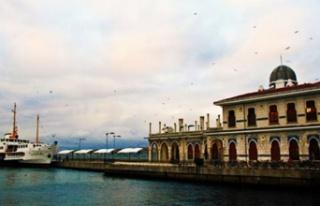 İstanbul Büyükada'da mahkeme kararı uygulanıyor