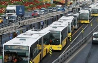İstanbul'da kurtuluş coşkusuna ulaşım ücretsiz