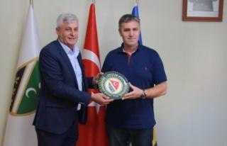 İzmir Bosna Sancak Derneği, Zavidoviçi Belediyesi...
