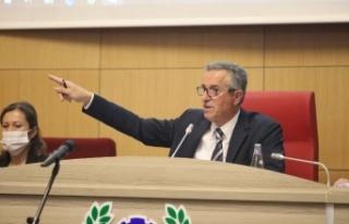 İzmir Gaziemir'de 2022 bütçesi görüşüldü...