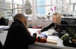 İzmir Gaziemir'de CV Bank