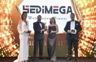 İzmir markası Sedimega'ya aynı yıl içinde iki...
